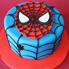 send spiderman cake to india buy spiderman cake online