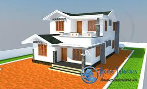 house design modern 2015 3bhk modern style house design 2015