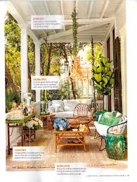 southern living home interiors a southern living porch party tara guérard soirée