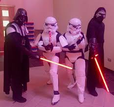 Halloween Party Entertainers Star Wars Party Theme Children U0027s Entertainers London