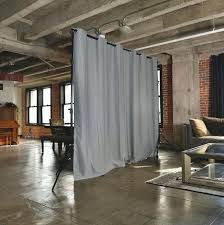Curtain Separator Floor To Ceiling Room Dividers Uk Floor To Ceiling Room Divider