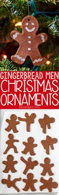 gingerbread ornaments wine glue