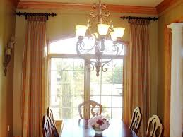 dining room window treatments fashionable design window