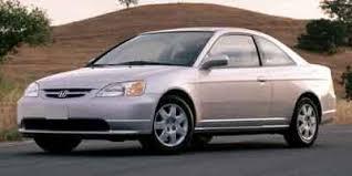 seymour 2001 honda civic used car for sale h1299c