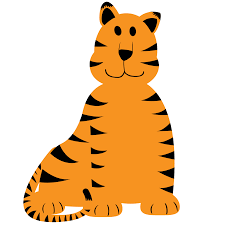 cartoon tiger clipart clip art library
