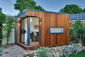 Prefab Office Pods  Studios  Workspaces Made For Your Backyard - Backyard room designs