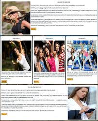free frontpage templates for joomla articles