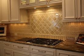 Kitchen Tile Backsplash Clever Design Kitchen Tile Backsplashes Astonishing Tumbled Stone