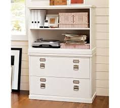 Horizontal File Cabinet Bedford Lateral File Cabinet Pottery Barn