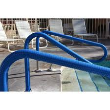 Swimming Pool Handrails Koolgrips Rail Covers For Pools Or Tubs In 3 Colors