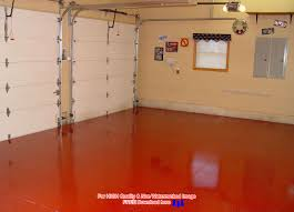 Paint Garage Floor All About The Garage Floor Epoxy Acadian House Plans