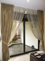 Decorative Curtains Decor Living Room Modern Window Panels Curtains And Drapes Ideas