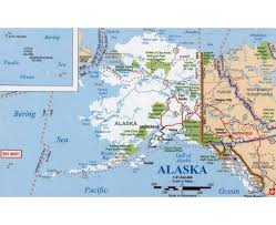 Bethel Alaska Map by Maps Of Alaska State Collection Of Detailed Maps Of Alaska State