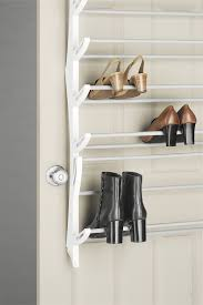 Hanging Shoe Caddy by Shoe Storage Metal Wallging Shoe Racks Best Rack Mounthanging