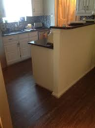 tile floor and decor kitchen wooden floor by and decor plano with cabinets black