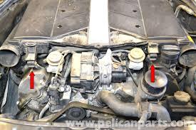 mercedes benz w203 air pump replacement 2001 2007 c230 c280