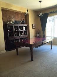 Dining Room Pool Table Continental Pool Table Designer