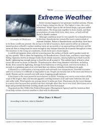 5th grade weather worksheets worksheets