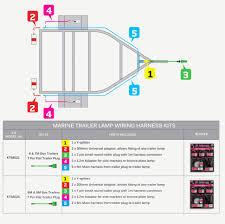 great 4 pin trailer wiring harness diagram diagrams 7 prong 6 way