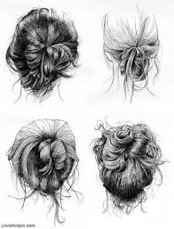 sketches of hair sketch of hair styles pictures photos and images for facebook
