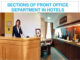 Working At Hotel Front Desk Sections Of Front Office Department In Hotels