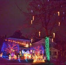 color changing led christmas lights outdoor sacharoff decoration