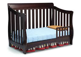 Graco Crib Mattress Size by Bentley U0027s U0027 Series 4 In 1 Crib Delta Children U0027s Products