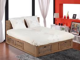 letto cassetti letto con 6 cassetti 140 x 190 cm oppure 160 x 200 cm giunco e