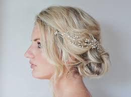 bridal accessories australia rice pearl hair vine wedding hair