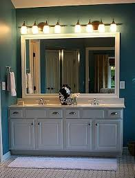 framed bathroom mirrors plate glass mirror framed with molding