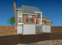 Building A House In Ct Sinking U0026 Settling Foundation Repair In Fairfield New Haven