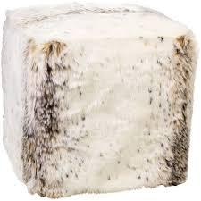 best 25 faux fur stool ideas on pinterest fuzzy stool fur