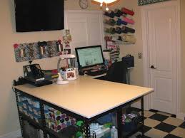 Craft Room Tables - craftaholics anonymous craft room tour lana at studio 73 creations