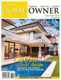 Home Decor Magazines South Africa Sa Home Owner May 2017