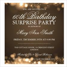 surprise 50th birthday party invitations templates birthday