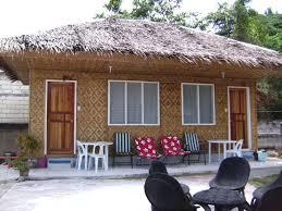 Native House Design Playa Blanca Alona Beach Hotels And Resorts Alonabeachguide