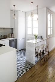 kitchen design laminate wooden floor amazing look white kitchen