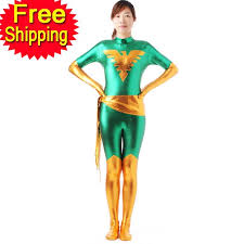 Size Woman Halloween Costume Aliexpress Buy Men Costume Marvel Phoenix