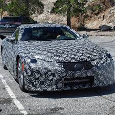lexus concept lf lc lexus lf lc spied from the front u2013 clublexus