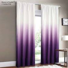 Pastel Purple Curtains Hegoa Broderies Appliqués Piqués Spray Dyed Et Stone Washed
