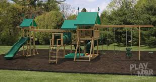 Swing Set For Backyard by Network Of Joy Backyard Swing Sets Play Mor Swingsets In Ohio