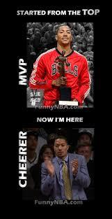 Derrick Rose Jersey Meme - derrick rose return heat vs bulls 2013 playoff nba funny moments