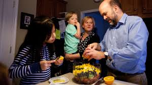 family dinner treasured tradition or bygone ideal the salt npr