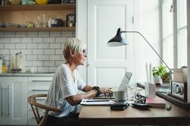 how to network when you work from home time