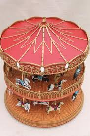 decker carousel electronic box plays