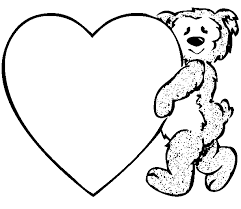 valentine coloring sheets christian coloring
