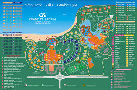 Playa Del Carmen Map Grand Palladium Riviera Bing Images Travel Pinterest