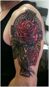 celtic rose tattoo tattoo collections