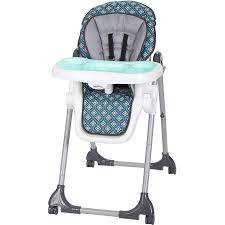 Baby Trend High Chair Cover Replacement Baby Trend Deluxe 2 In 1 High Chair Diamond Wave Walmart Com