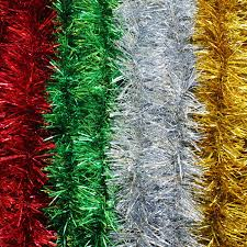 tinsel garland bundle class decoration pack bright ideas crafts